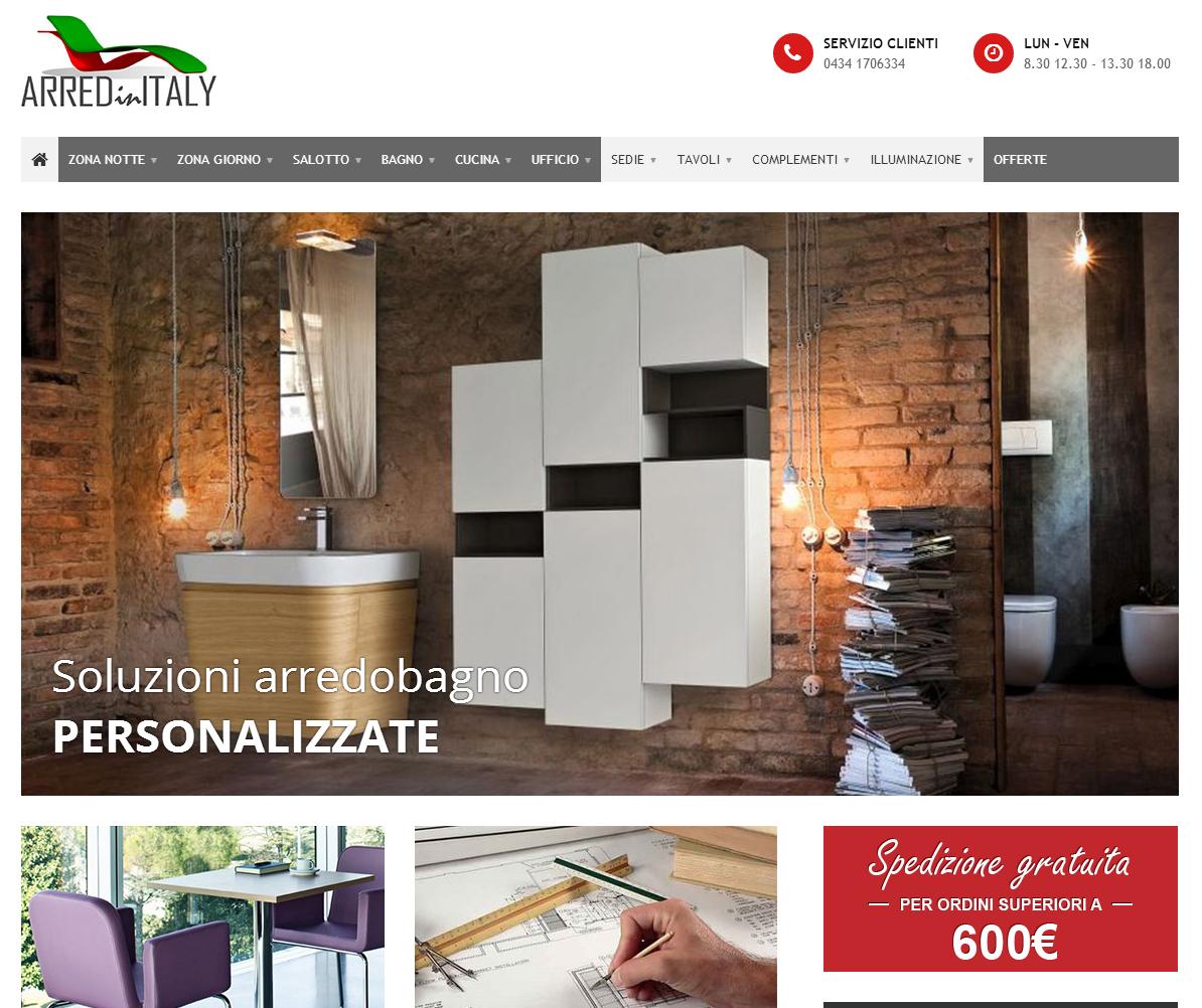 Sito arredamento online excellent siti per arredamento for Arredamento online